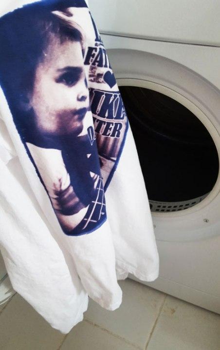 wasmachine klaar